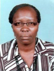 Mrs Pamela Anyango Onyango