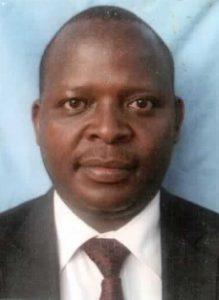 Mr William Kailo Munyoki