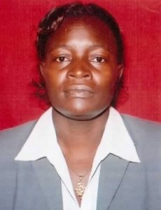 Mrs Martha Giliani Nyakoha