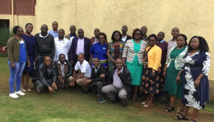 Jogoo Sacco 2019 TO 2023 Strategic plan review team